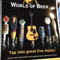 Foto scattata a World of Beer da Mark H. il 12/11/2012