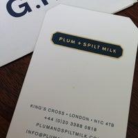 4/14/2013 tarihinde Ben L.ziyaretçi tarafından Plum + Spilt Milk'de çekilen fotoğraf