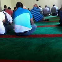Photo taken at Tahsinağa Camii by Levent A. on 10/7/2016