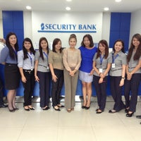 Photo taken at Security Bank by Mariel E. on 5/22/2013
