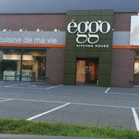 Photo taken at Eggo by philippe W. on 9/19/2012