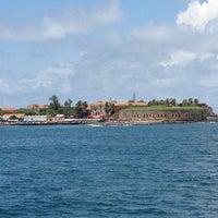Photo taken at Gorée Island by Rafael L. on 8/15/2013
