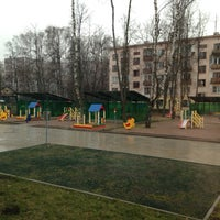 Photo taken at ГБОУ СОШ 351 дошкольное отделение by Yunna on 4/16/2014