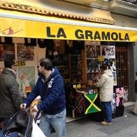 Photo taken at La Gramola by Bea R. on 12/16/2012