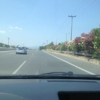 Photo taken at Εθνική Οδός Αθηνών - Λαμίας by Alexandros T. on 7/12/2013