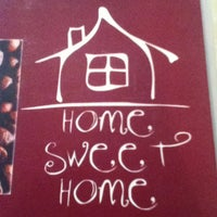 Photo taken at Кофейня «Home Sweet Home» by Iuliia Z. on 5/7/2013