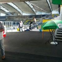 Photo taken at Eisstadion Chemnitz by Manfred M. on 9/16/2012
