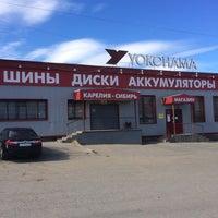 Снимок сделан в Карелия-Сибирь пользователем Илья П. 4/20/2014