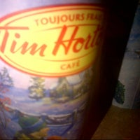 Photo taken at Tim Hortons by Lissa U. on 12/7/2012