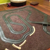 Photo taken at Scalextric Action by Gerald S. on 5/13/2013