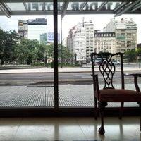 Photo taken at Embajador Hotel by Mi K. on 2/8/2014