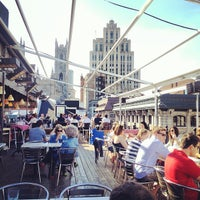 Photo taken at Terrasse Nelligan by Summer L. on 4/28/2013