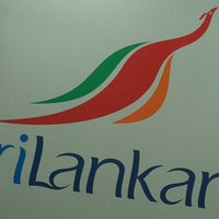 Photo taken at Sri Lankan Airlines by Scherff E. on 2/1/2014