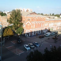 Photo taken at гостиница Ейск by Женя on 8/21/2013