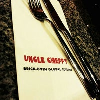 Photo taken at Uncle Cheffy by Shane B. on 2/11/2013
