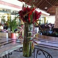 Photo taken at Coba Premium Lobby Bar by Irina 🐢 P. on 10/19/2013