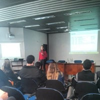 Photo taken at Pólo de Informática by Mauricio D. on 6/2/2014