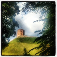 Photo taken at Gediminas' Tower of the Upper Castle by АннА Р. on 6/4/2013