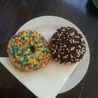 Photo taken at Fánki Donuts by E. T. on 6/14/2015