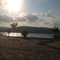 Photo taken at Küçüksu İskelesi by Bildiğin Berkin on 7/9/2013