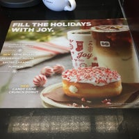 Photo taken at Dunkin Donuts by Phil F. on 11/19/2016