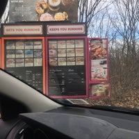 Photo taken at Dunkin Donuts by Phil F. on 1/14/2017