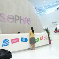 Photo taken at Sophie Paris by andreas e. on 6/12/2013