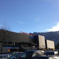Photo taken at Cineplexx Hohenems by Wolf on 12/24/2012