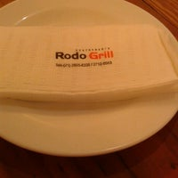 Photo taken at Rodo Grill by Janice S. on 10/31/2012