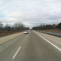 Photo taken at I-96 & Okemos Rd by Tim on 11/20/2012