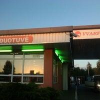 Photo taken at VVARFF by Aurimas P. on 7/21/2013