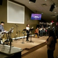 Photo taken at Impact Church by Paul F. on 1/1/2017