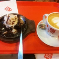 Photo taken at Cafe Coffee Day by Arthy K. on 9/15/2013