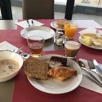 Photo taken at Hotel Galileo Prague by Elisa T. on 2/10/2017