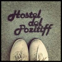Снимок сделан в Hostel del Pozitiff пользователем Hrystja L. 7/28/2013