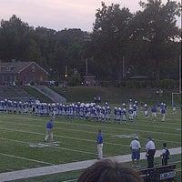Photo taken at Doyle Field by Ila S. on 9/14/2012