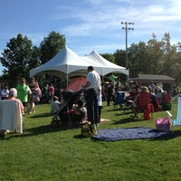 Photo taken at Doyle Field by Ila S. on 6/15/2013