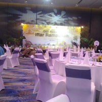 Photo taken at Aloft Hotel Grand Ballroom by Hafizzul B. on 7/25/2013