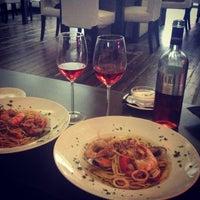 Снимок сделан в Caffe Italia пользователем Мария 5/30/2013