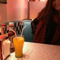 Photo taken at The Diner by Maria on 4/4/2013