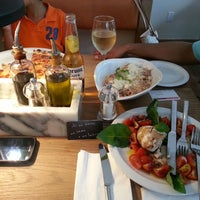 Photo taken at Vapiano by Evelin S. on 6/2/2013