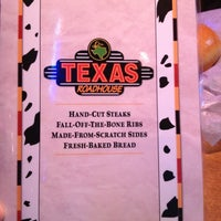 Photo taken at Texas Roadhouse by Karhan Y. on 10/12/2012