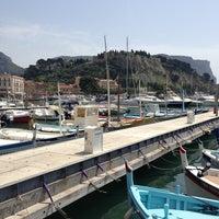 Photo taken at Port de Cassis by Elina K. on 5/2/2013