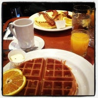 Photo taken at The Viand Diner & Bar by Vanessa on 10/11/2012