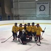 Photo taken at ProtecHockey Ponds by Jennifer G. on 1/2/2016
