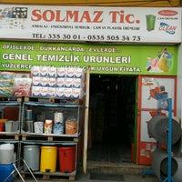 Photo taken at Kocaeli Toptancılar Sitesi by Solmaz T. on 11/22/2016