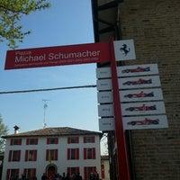 Photo taken at Ferrari Training Centre by Giuseppe M. on 4/18/2013