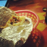 Photo taken at Honest Tom's Taco Shop by Zahir S. on 1/19/2013