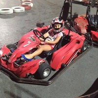 Photo taken at Kemer Karting by feride on 9/28/2012