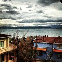 Photo taken at Darıca by Selim D. on 2/7/2013